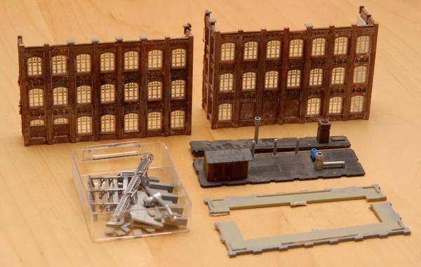 Die geteilte Fabrik