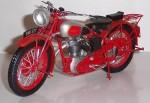 Das Triumphmodell ist das erste Modell, das ich gebaut habe.