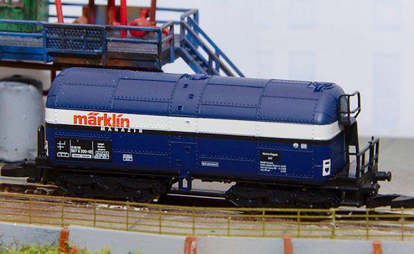 Der Märklin Jahreswagen 2007