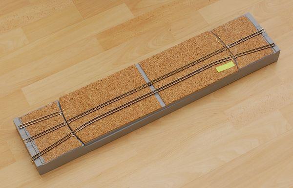 Noch mehr Gleise im Fiddle-Yard