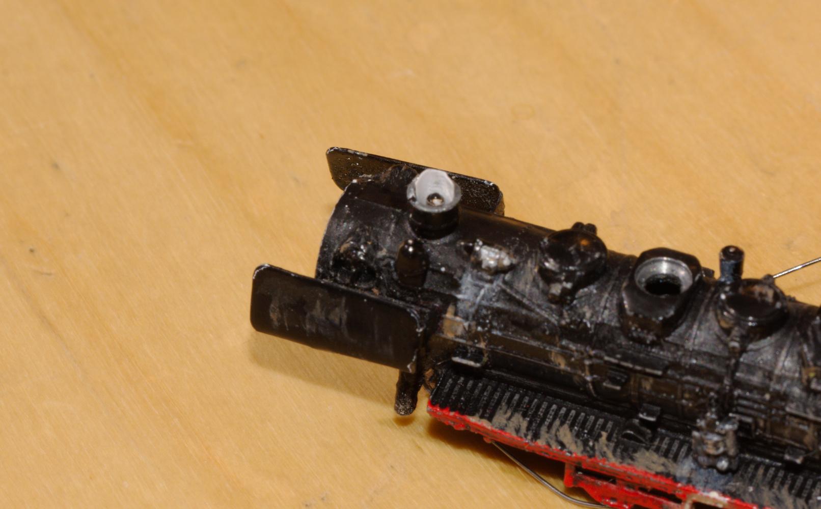 Reparatur eines Dampfgenerators