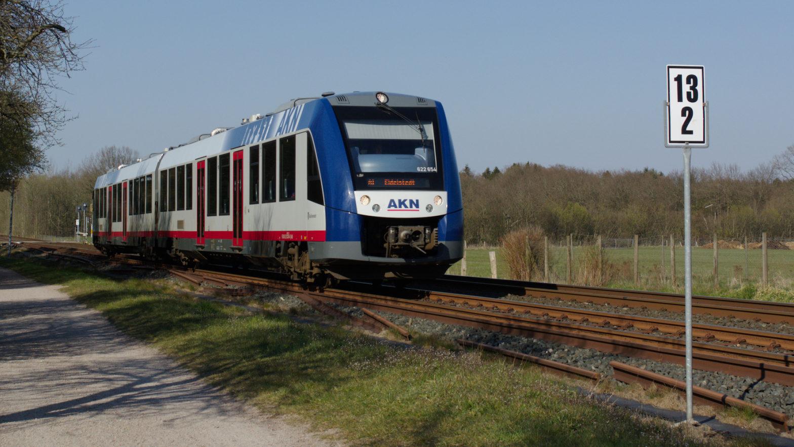 Die Lint-Triebwagen der AKN