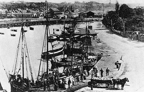 Schiffe in Flensburg