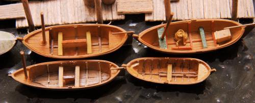 Kleine Boote